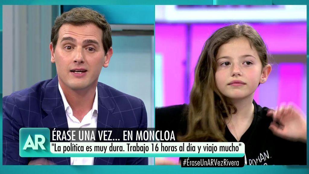 """Rivera: """"Aunque no vivo con mi hija, jugamos mucho al fútbol los fines de semana"""""""