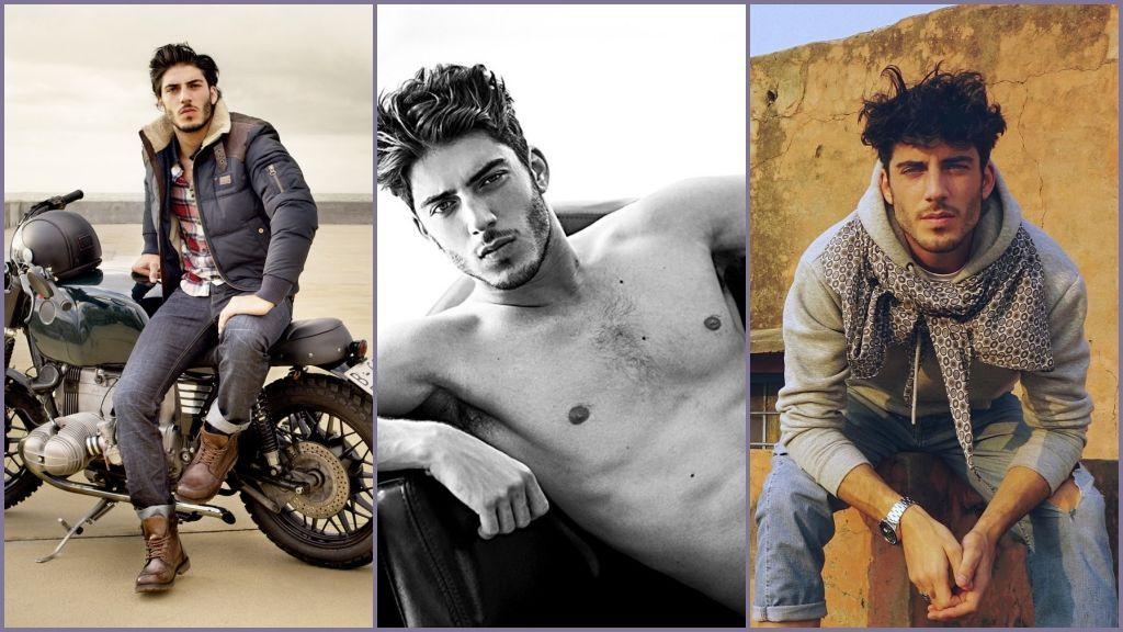 Axel Pons, de gran promesa del motociclismo a top model internacional