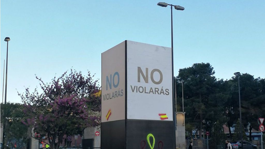 La nueva campaña del Ayuntamiento de Zaragoza:  ¡No violarás!