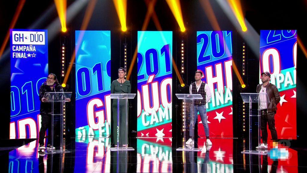 debate de campaña