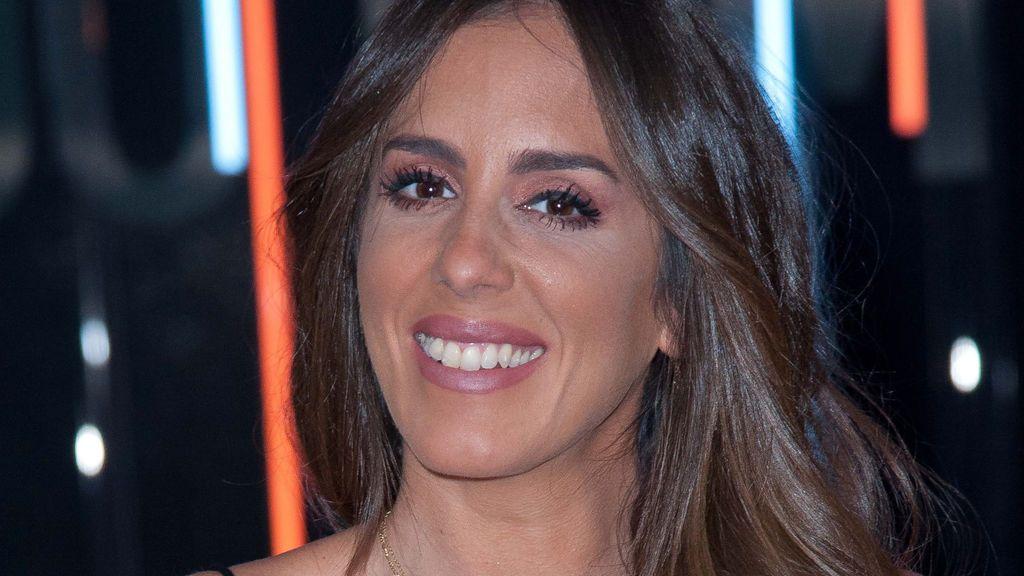 """Anabel Pantoja comienza ilusionada nueva andadura profesional: """"Estoy muy feliz"""""""