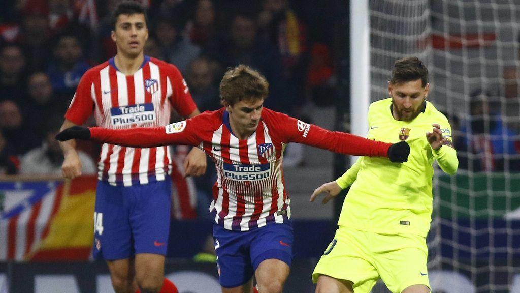 Griezmann visitará por primer vez el Camp Nou desde su polémico 'reportaje' producido por Piqué
