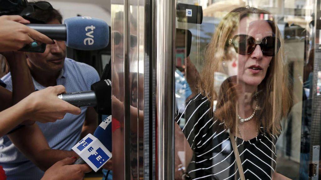 La abogada valenciana María José Carrascosa está de regreso a Europa