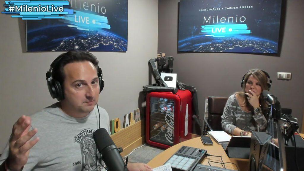Milenio Live (06/04/2019) – Noche en el castillo templario