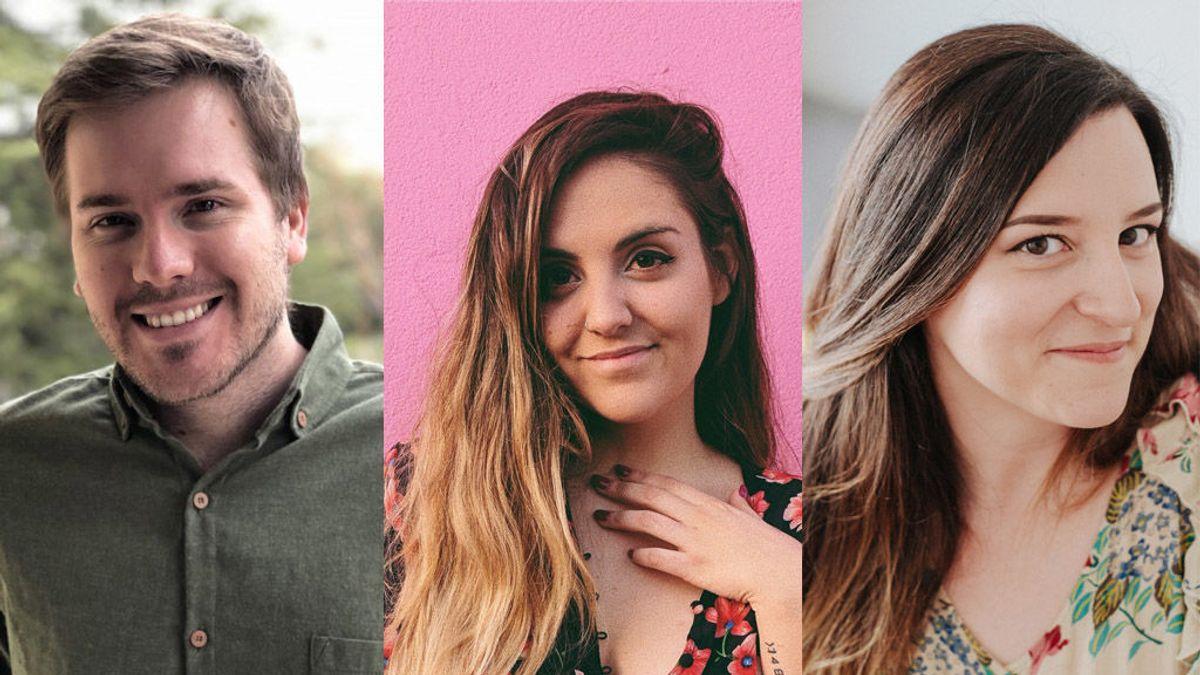 Andrea Compton, Javier Ruescas y Lola Rodríguez publican 'Esencial'