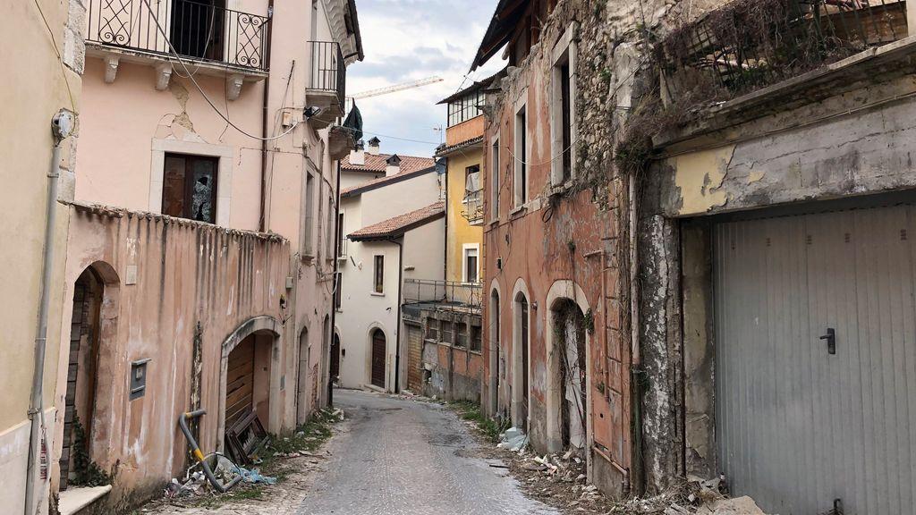 10 años después, la ciudad italiana de L'Aquila sigue sin recuperarse del devastador terremoto