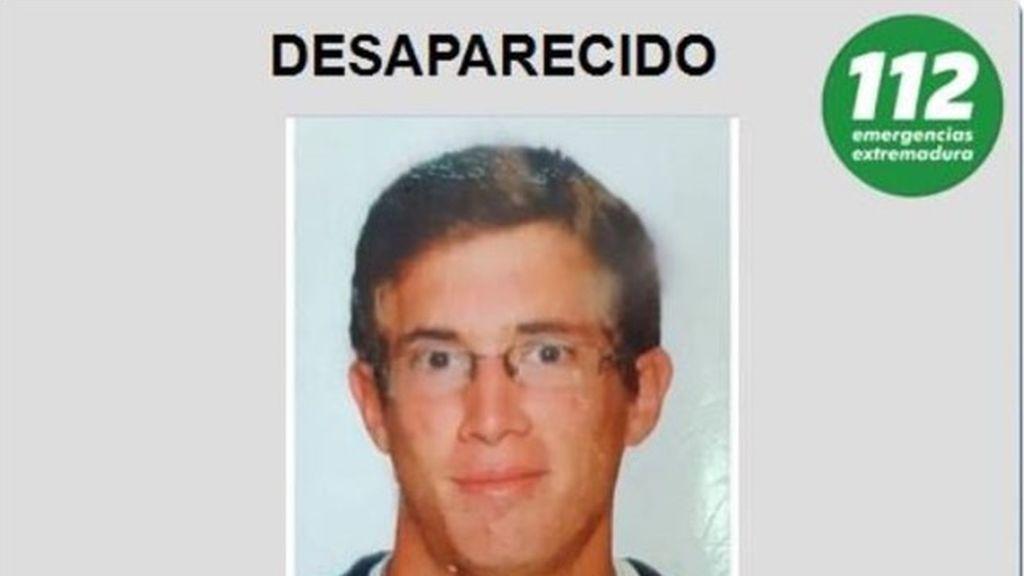 Antonio Sánchez Gómez, desaparecido en Esparragosa de Lares, en Extremadura