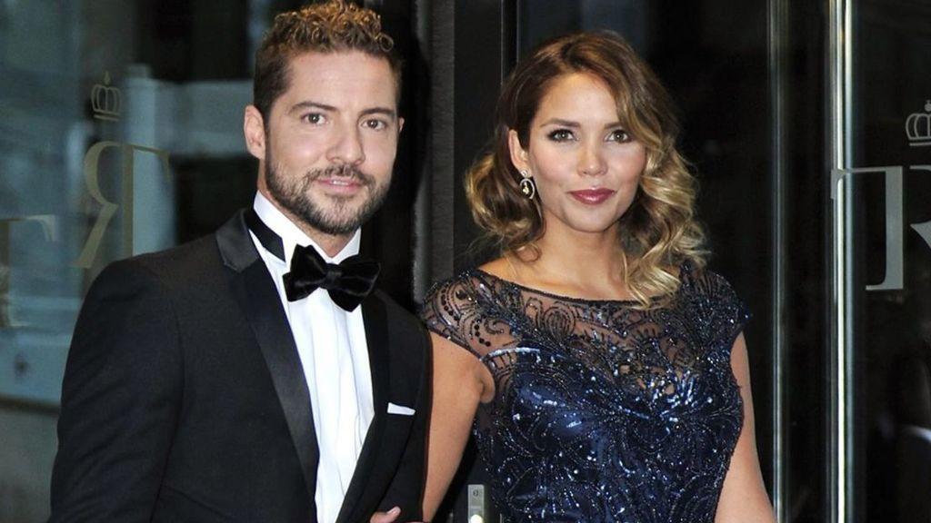 David Bisbal y Rosanna Zanetti ya son padres y desvelan el nombre del bebé