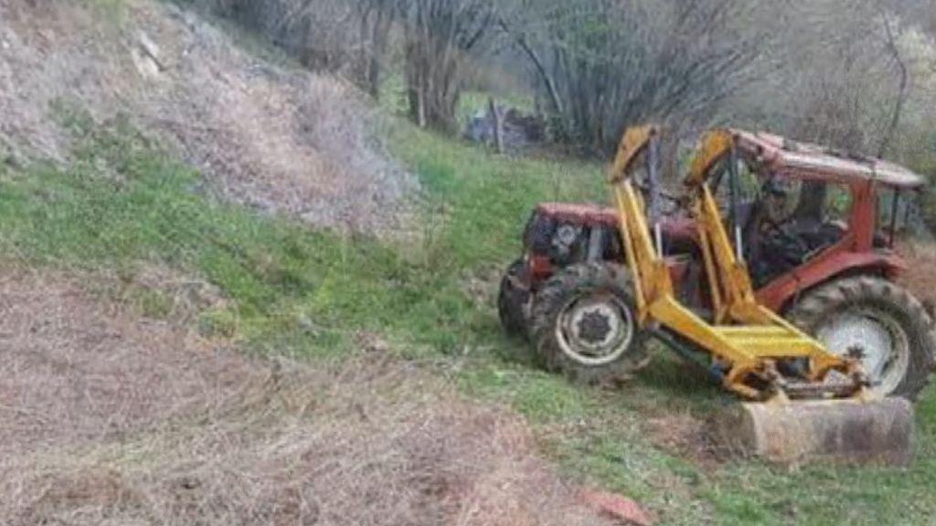 Fallece una niña en un accidente de tractor en Cantabria