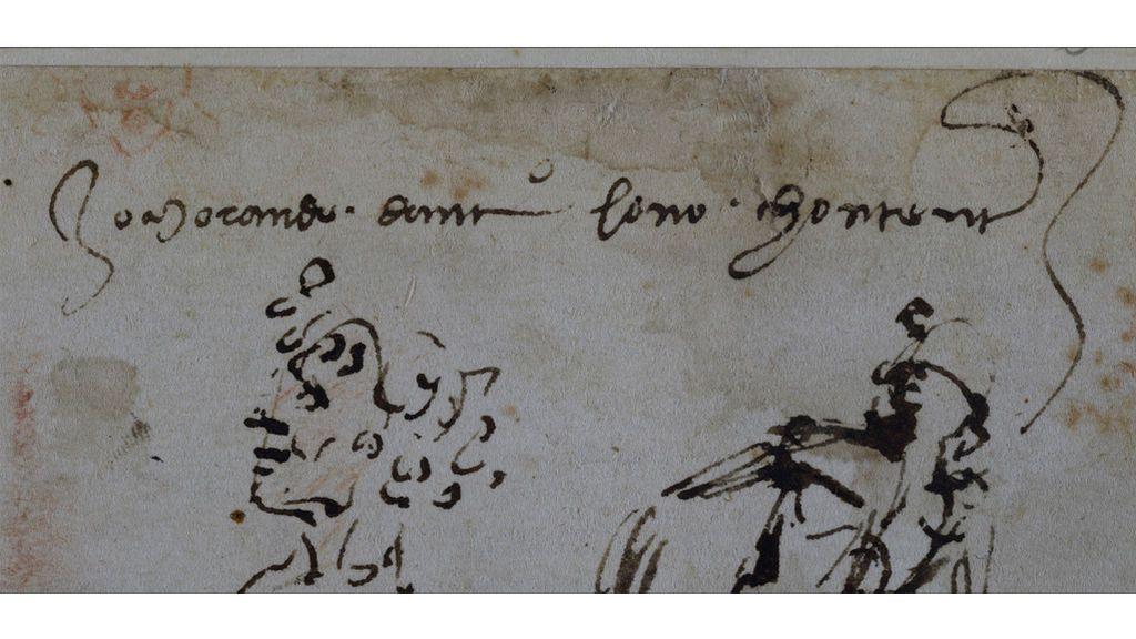 Los expertos prueban que el genio Leonardo da Vinci era ambidiestro