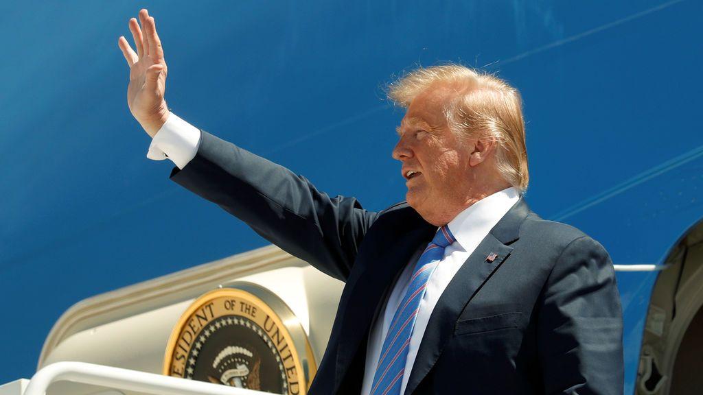 Escalada de tensión bélica EEUU-Irán: Trump designa como 'organización terrorista' a la Guardia Revolucionaria iraní