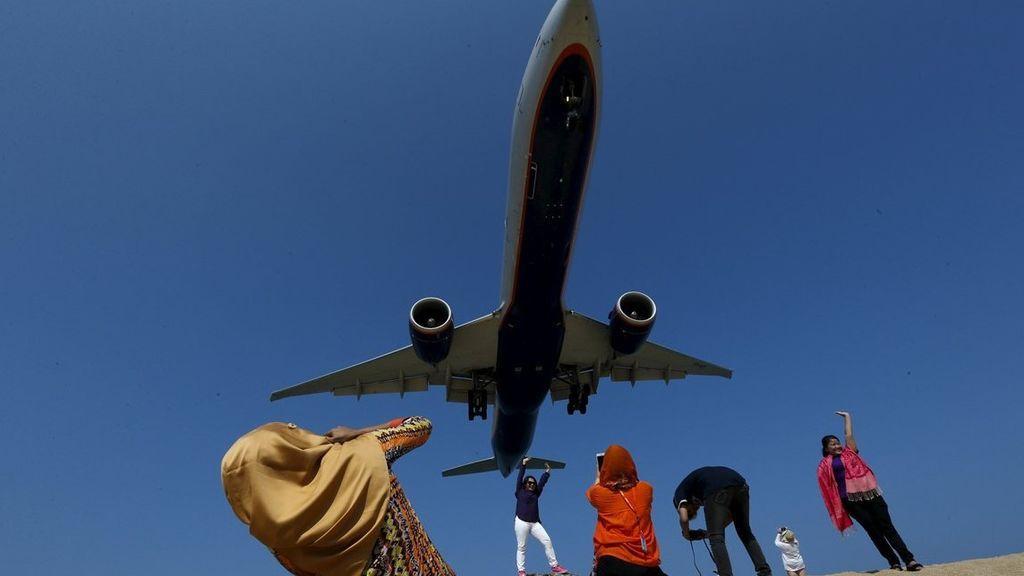 Tailandia condenará a muerte a aquellos que se saquen un selfie frente al aeropuerto