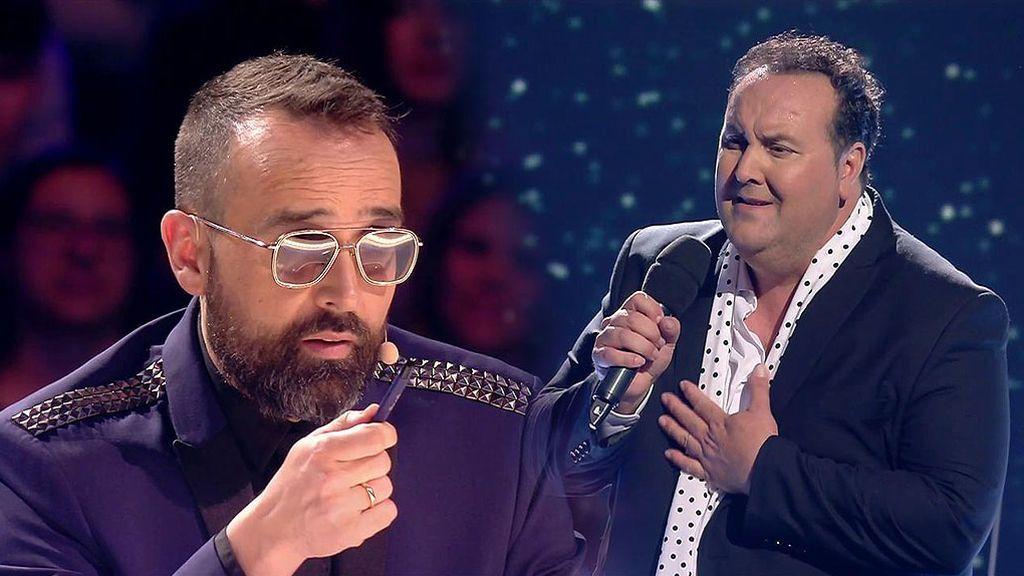 """Javier Castillo deslumbra con 'Tu frialdad' y Risto se rinde a sus pies: """"Hoy has estado grande"""""""