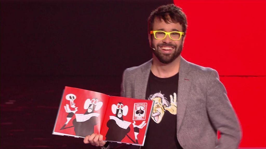 """El espectáculo de Pere Rafart impacta al jurado, pero Risto es muy crítico: """"La magia queda ensombrecida por los chistes"""""""