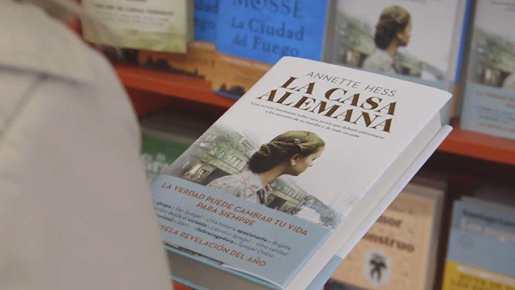 Annette Hess, Marian Rojas y Fernando J. Muñez nos traen las últimas novedades literarias