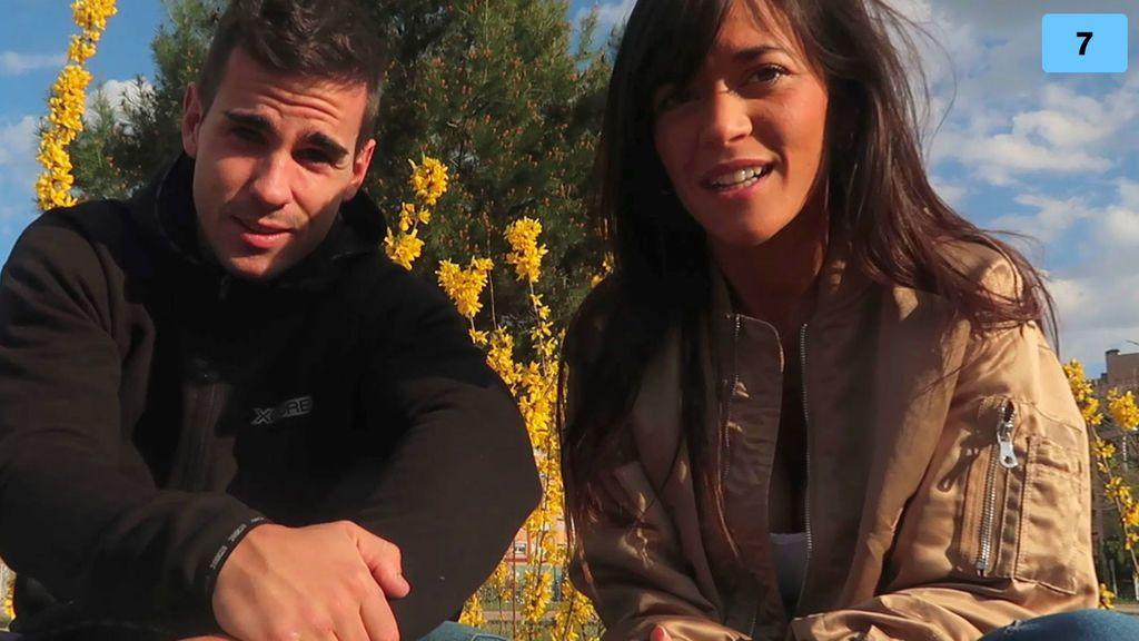 Álex y Fiama presentan su canal 'Sí, quiero' y nos cuelan en su nidito de amor (1/2)