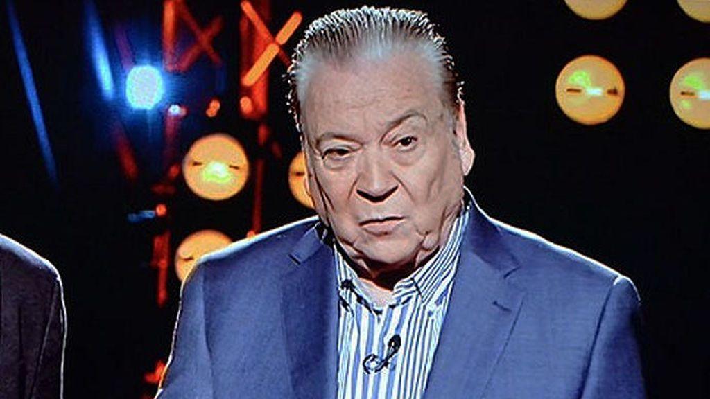 Fallece Héctor del Mar, la histórica voz del fútbol y el 'Pressing Catch' en Telecinco