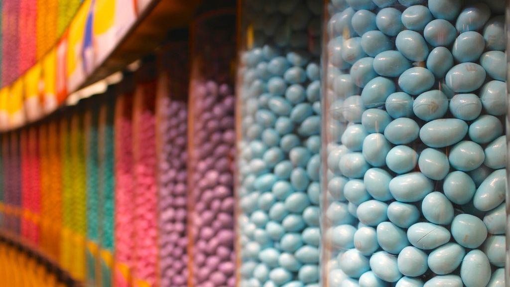 Se busca becario dispuesto a trabajar comiendo gominolas en una empresa de dulces