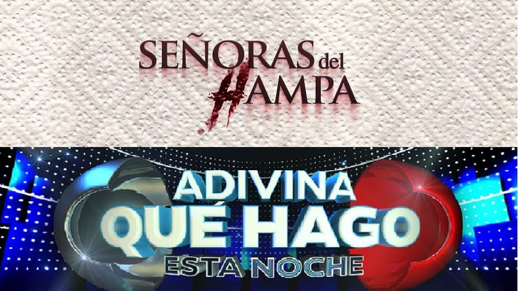 'Señoras del (h)AMPA' y 'Adivina qué hago esta noche', destacados en el Fresh TV de MIPTV 2019