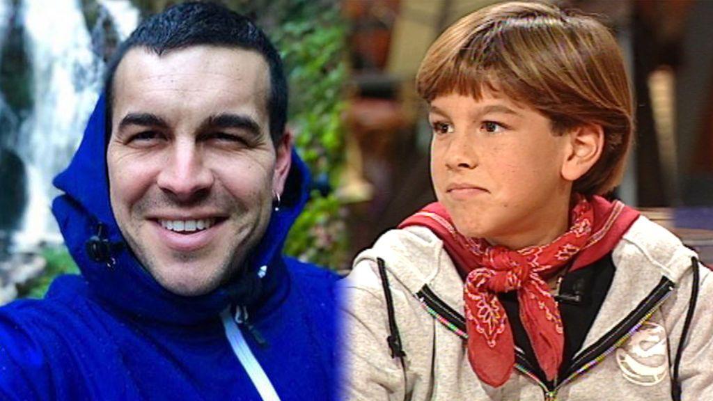 Mario Casas fue colaborador en Telecinco con 10 años