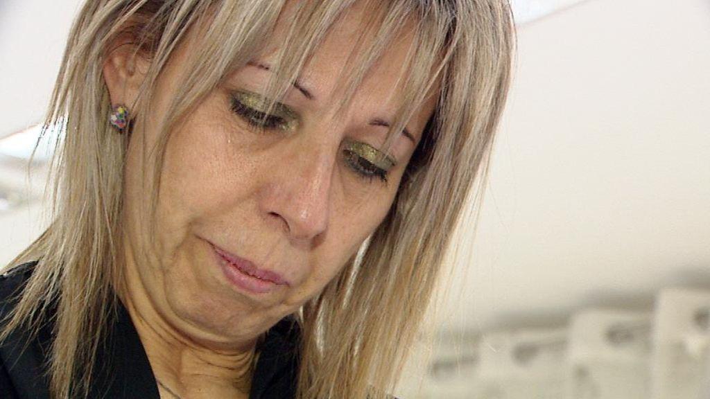 """La madre coraje que pide más penas para los reincidentes: """"Siento un dolor incompatible con la vida"""""""