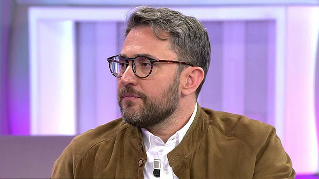 "Máxim Huerta: ""Era incapaz de verbalizar, crees que estás socialmente muerto"""