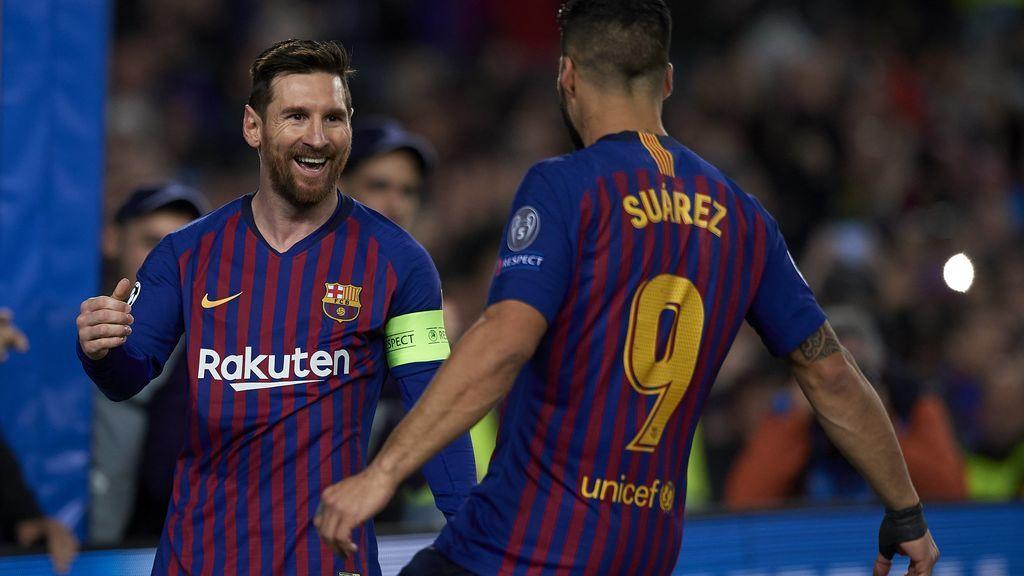 Estos son los onces con los que Manchester United y FC Barcelona jugarán la ida de los cuartos de final de la Champions