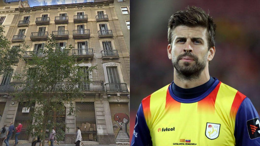 La última inversión de Piqué: compra por 15 millones de euros un edificio en ruinas en Barcelona
