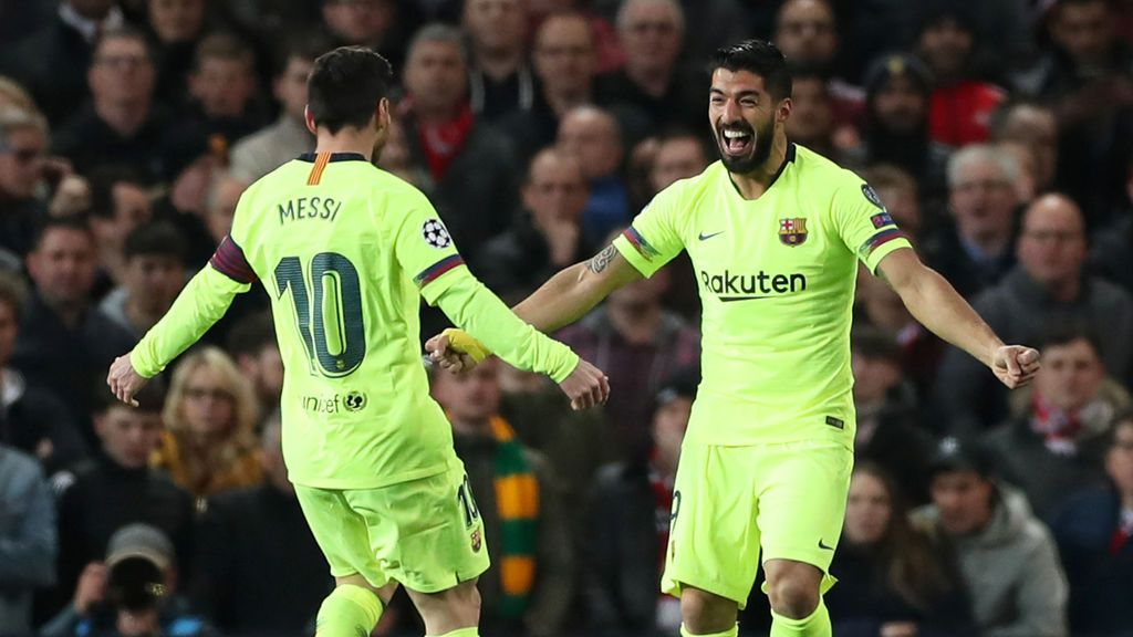 El Barça se lleva la victoria por la mínima ante el Manchester United en un partido muy descafeinado (0-1)