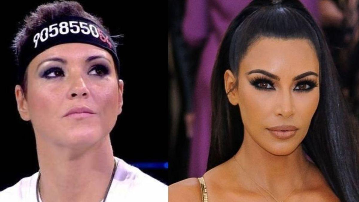 El inesperado apoyo de Kim Kardashian a María Jesús Ruiz en 'GH DÚO'