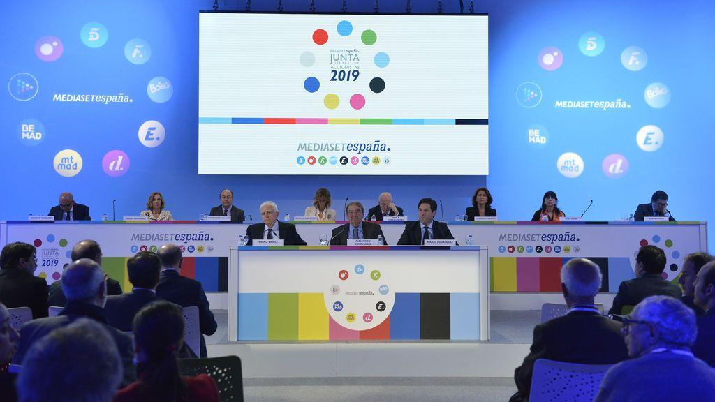 """Paolo Vasile: """"Estamos desarrollando un plan pionero de transformación digital e innovación que reforzará la televisión"""""""