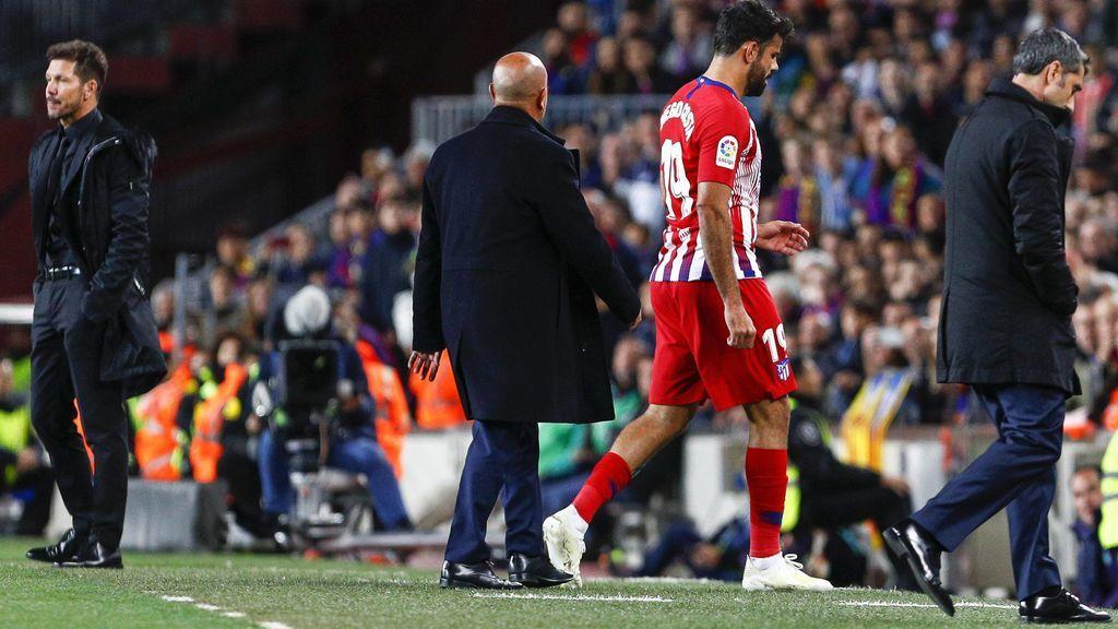 ¿Te parece exagerada la sanción de ocho partidos a Diego Costa?
