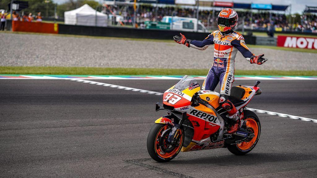 Márquez contra todos en Austin: Llega el circuito en el que el piloto español tiene pleno de victoria