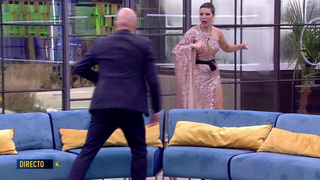 """La reacción de María Jesús al enterarse que Isabel Pantoja va a 'Supervivientes': """"¡¿Qué?!"""""""