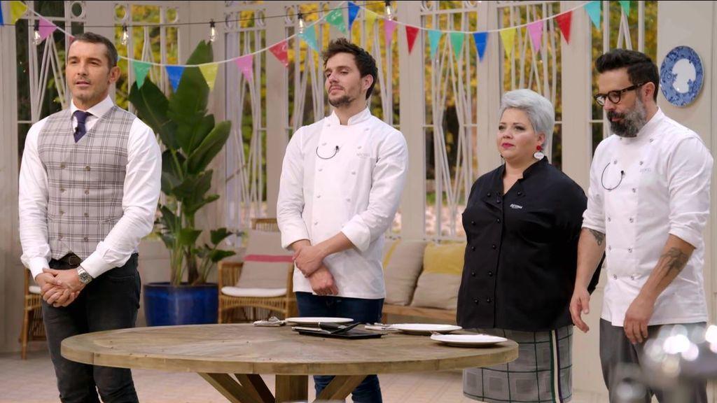 Los pasteleros de 'Bake Off España' reciben la visita de sus familiares y amigos