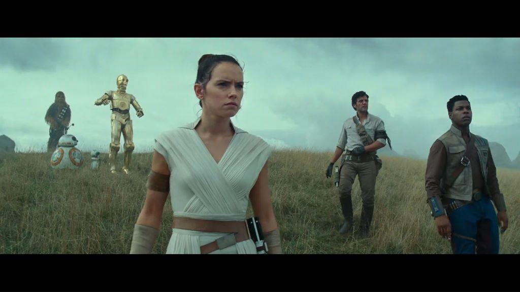 Locura en las redes con el primer teaser de Star Wars: Episodio IX