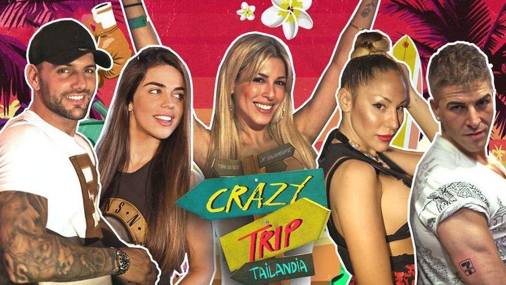 Descubre qué extronista de 'Crazy Trip Tailandia' es tu pareja de viaje perfecta