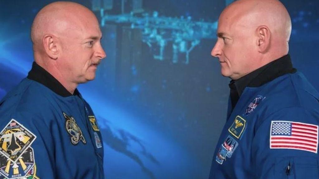 Los astronautas gemelos de la NASA siguen siendo idénticos tras el viaje espacial de uno de ellos