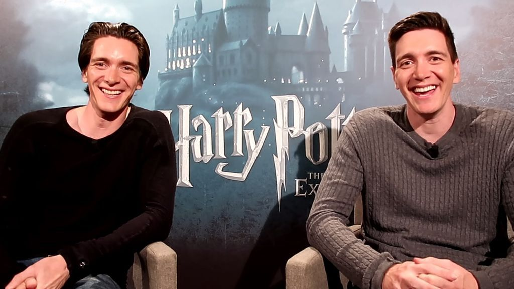9 preguntas rápidas para los hermanos Phelps, los míticos gemelos Weasley de Harry Potter