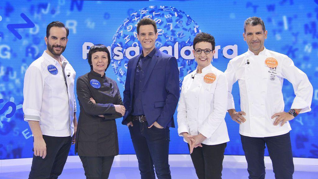 Programas especiales 'Estrella Michelín' de 'Pasapalabra'