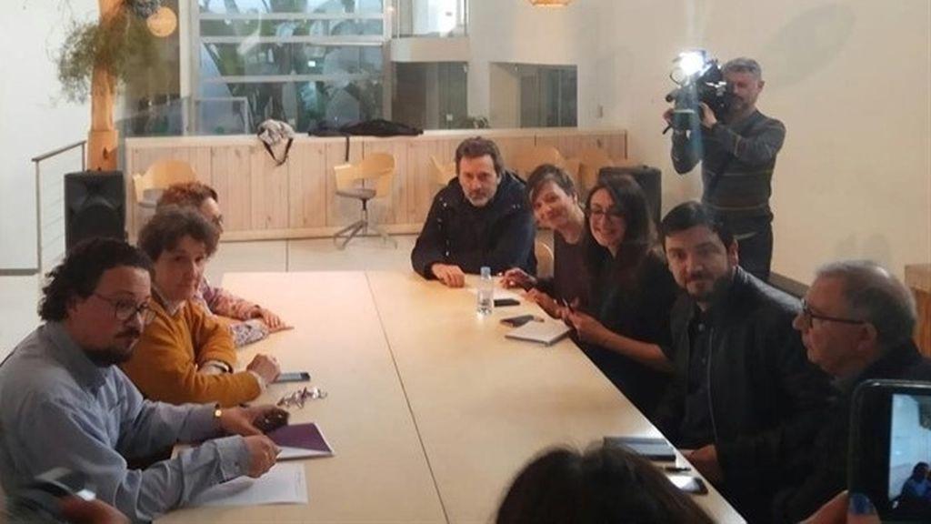 Elecciones autonómicas en Madrid: Podemos, IU y los Anticapitalistas se unen en una candidatura conjunta