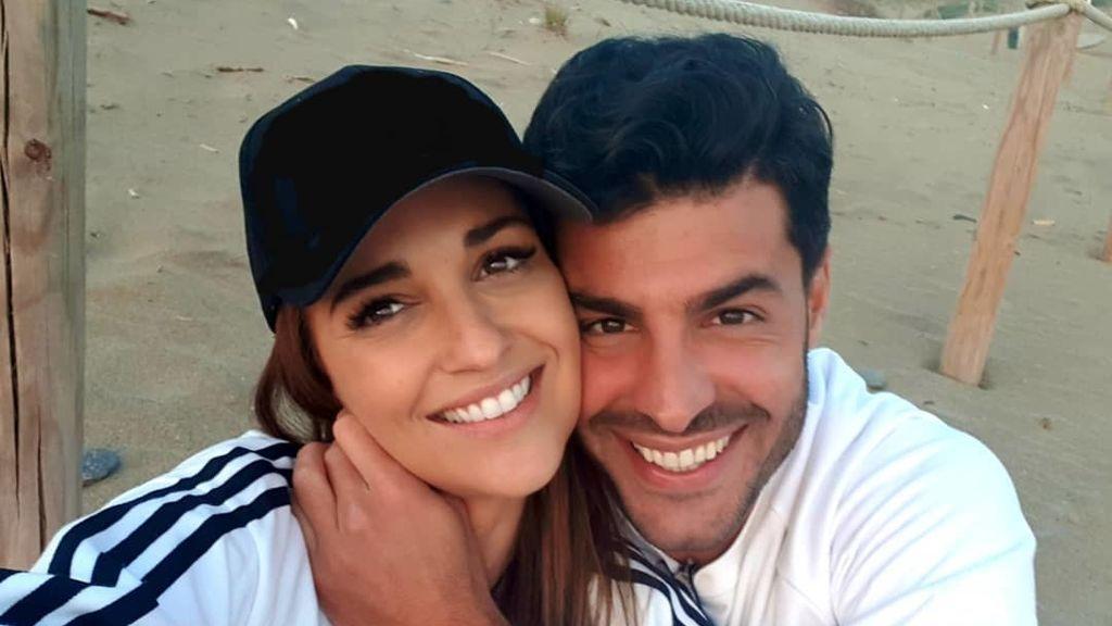 Mucho love con Miguel Torres y con Daniela: así ha celebrado Paula Echevarría el día del beso