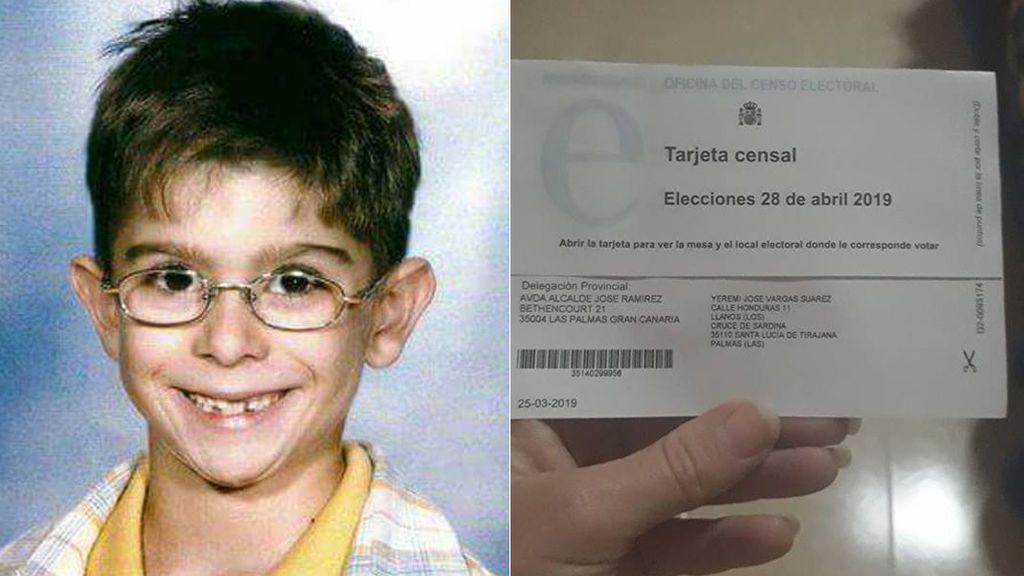 """La """"impotencia"""" de la madre de Yéremi Vargas al recibir su carta del censo electoral"""