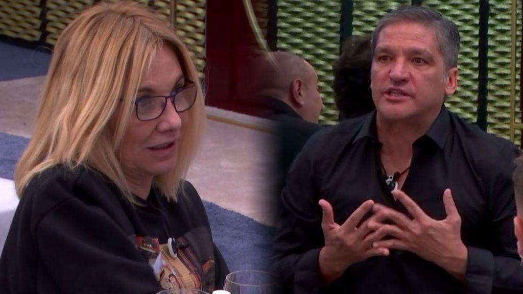 """Las exigencias de Belén Rodríguez que Gustavo González ha tachado de """"humillantes"""""""