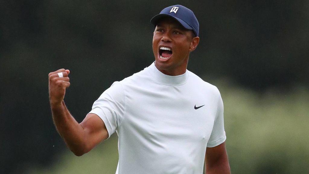 Tiger Woods conquista su quinto Masters de Augusta y logra su primer 'major' en once años