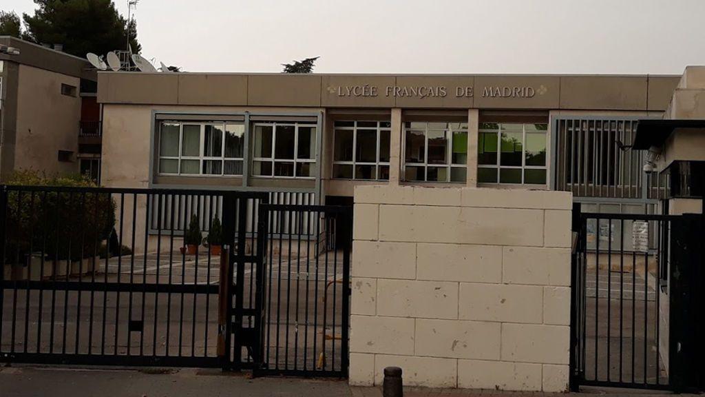 Un alumno del Liceo Francés de Madrid intenta suicidarse en plena clase
