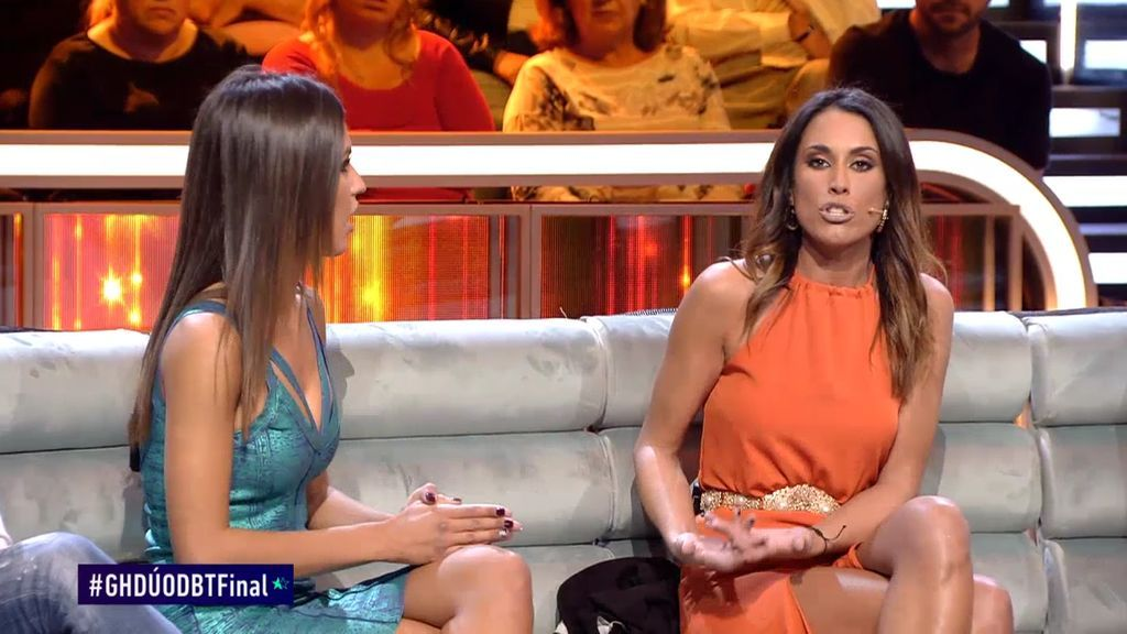 """Raquel arremete contra Sofía: """"Yo te he visto expulsada de un reality y de los reservados de las discotecas"""""""