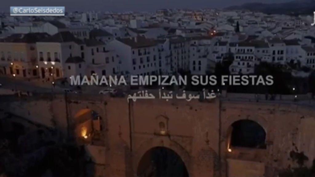 Amenaza terrorista: Estado Islámico vuelve a señalar con sus vídeos a la Semana Santa