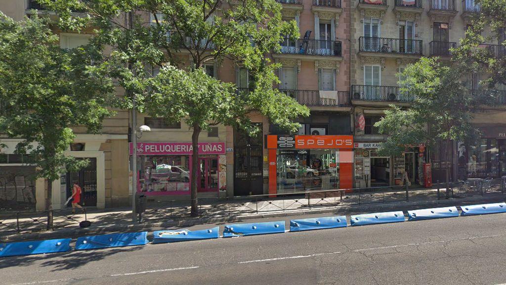 Una mujer da a luz sola en su piso de Madrid y después llama al Samur
