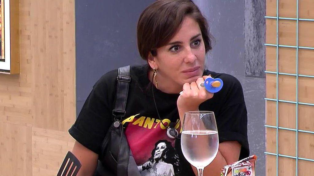 """Anabel Pantoja cuenta su historia de amor: """"Yo regresaba de Roma y él estaba esperándome en el aeropuerto de Sevilla"""""""